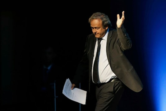 Micheal Platini (Photo Credit: Twitter)