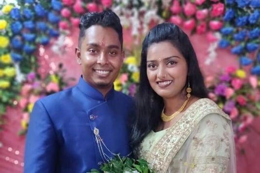 Deepika Kumari (R) and Atanu Das. (Photo Credit: Twitter)