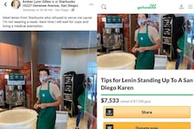 Starbucks Barista in San Diego Gets Rs 43 Lakh 'Tip' for Refusing to Serve Woman without Face Mask