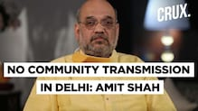 Amit Shah Refutes Sisodia's Claim On Delhi Recording Over 5L Covid Cases by July End