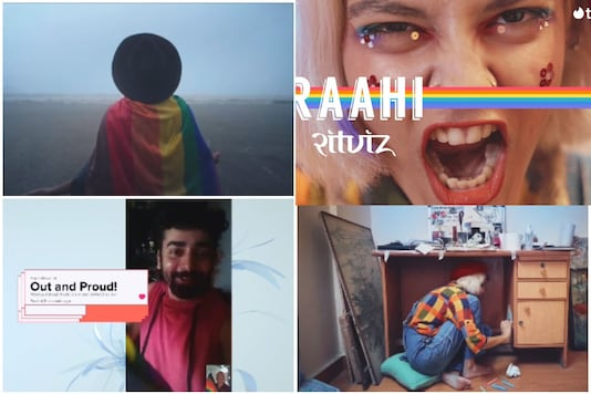 Musician Ritviz has collaborated with Tinder to come up with Pride Month 2020's anthem celebrating love   Image credit: Instagram