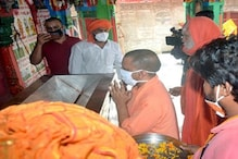 UP CM Yogi Adityanath Offers Prayers at Ram Lalla Shrine in Ayodhya