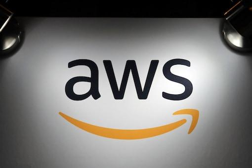Logo of Amazon Web Services. (Image Source: Reuters)