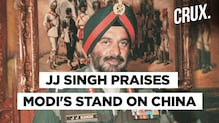 Former Army Chief JJ Singh Says Army Never Agreed To Give up Siachen