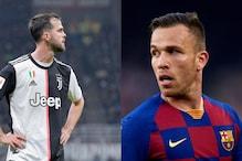 Barcelona's Arthur Melo to Join Juventus for 72 Million Euros, Miralem Pjanic Set for Nou Camp