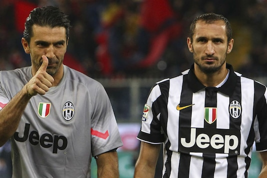 Gianluigi Buffon, Giorgio Chiellini Extend Juventus Contracts for Another Year