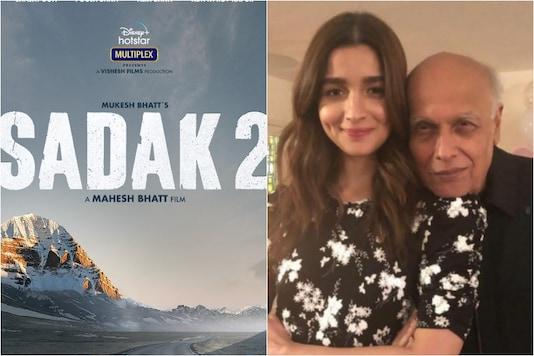 Alia Bhatt's Sadak 2 Poster Invites Massive Trolling, Netizens Say 'Boycott Film, Mahesh Bhatt'