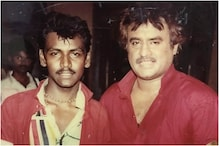 This '90s Throwback Pic of Rajinikanth with Raghava Lawrence is Pure Gold