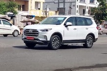 Upcoming MG Gloster SUV Spied Testing Undisguised in India, To Rival Toyota Fortuner, Ford Endeavour
