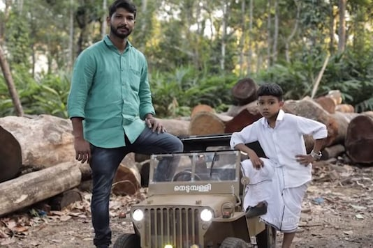 Fully functional toy Jeep Wyllis. (Image source: YouTube/ Arunkumar Creativity)