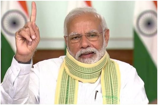 PM Modi addressed the nation on Tuesday | Image credit: File Photo