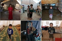 9 Years of Syrian War: Nine Portraits of Kids Who Dream of Home