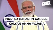 PM Modi To Continue Free Food Scheme To 80 Crore Of India's Poorest Till Nov 30