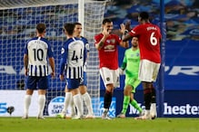 Manchester United vs Brighton & Hove Albion: Bruno Fernandes Brace Helps Red Devils Keep Pace in Premier League