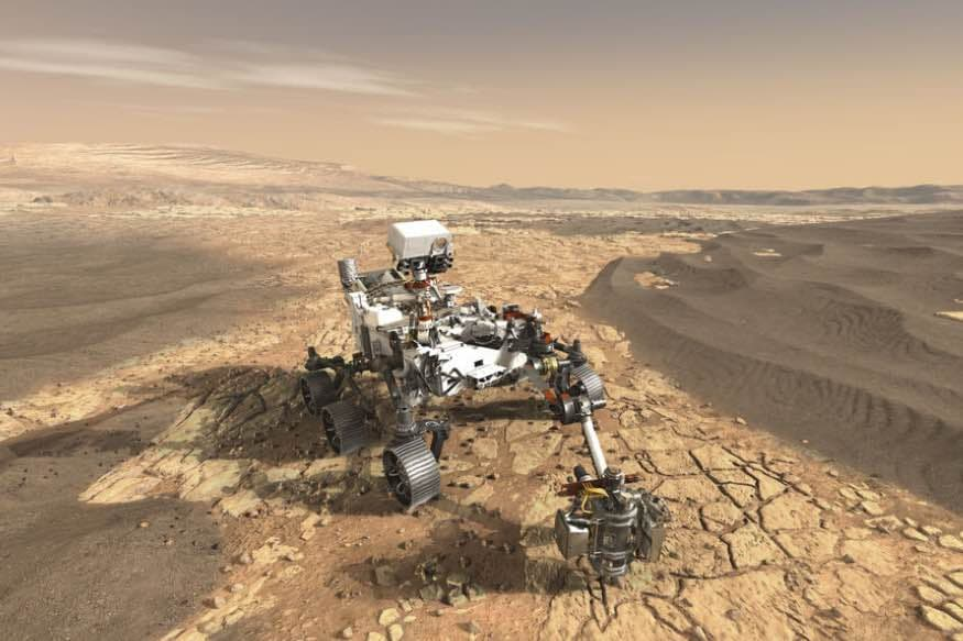 NASA Mars Rover Launch Has Been Delayed Because Of Some Worrying Data Logs