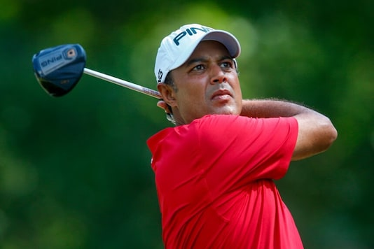 Arjun Atwal (Photo Credit: AP)