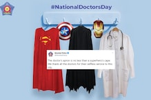 Mumbai Police Call Medical Professionals 'Superheroes', Express Gratitude on Doctor's Day