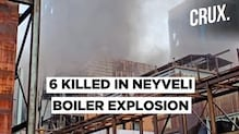 6 Dead And Several Injured In An Explosion At Neyveli Lignite Plant In Tamil Nadu