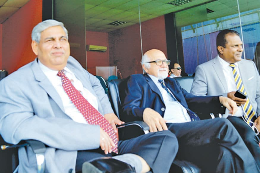 Shashank Manohar Steps Down as ICC Chairman, Imran Khwaja Takes Role Until Next Elections