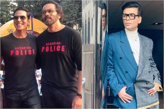 Amid Nepotism Backlash, Akshay Kumar & Rohit Shetty Dropped Karan Johar's Share From Sooryavanshi?
