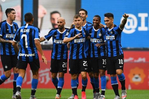 Inter Milan (Photo Credit: Twitter)
