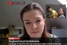 'Mummy, What's His Name?' Expert's Daughter Crashes Live BBC Interview in Most WFH Moment