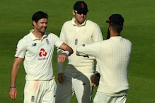 WATCH | James Anderson Elbow Dabs Teammate Instead of High-five After Bagging Wicket