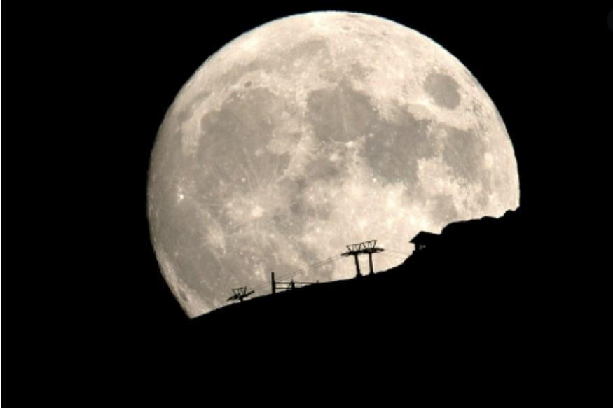 Face In the Sky: Is the Moon Going to Get Legal Personhood? - News18