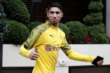 Achraf Hakimi Signs 5-year Contract With Inter Milan in Move from Real Madrid