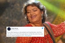 'Woman Behind Iconic Dances': Heartfelt Tributes Pour in On Twitter after Saroj Khan Passes Away