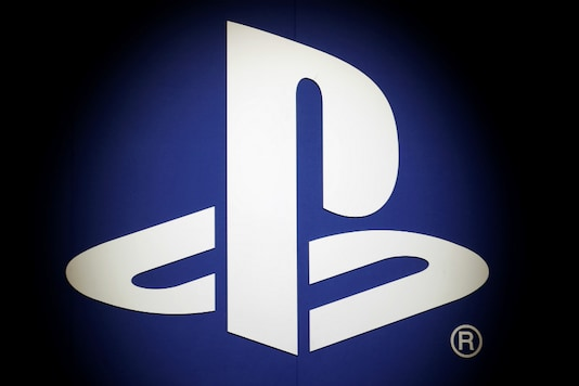 The Sony PlayStation Logo. (Reuters)