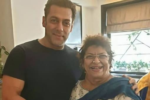 Saroj Khan Once Revealed That Salman Khan Promised to Collaborate With Her When She Had No Work