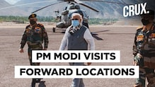 PM Narendra Modi in Ladakh To Review Security Situation