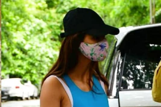Disha Patani Clicked as She Stepped Out for Morning Run, See Pic