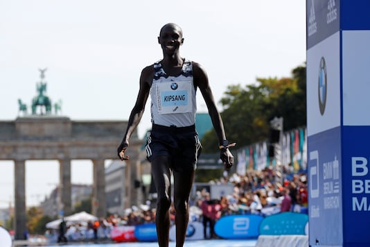 Wilson Kipsang (Photo Credit: Reuters)