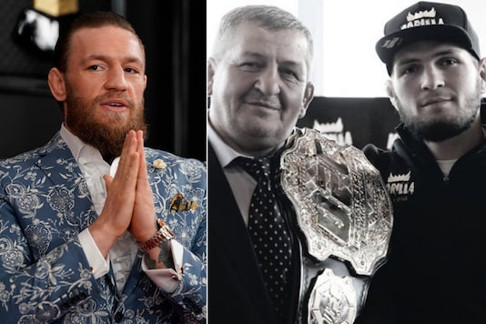 Conor Mcgregor Mourns The Death Of Rival Khabib Nurmagomedov S Father Abdulmanap