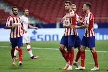 La Liga: Alvaro Morata Nets Brace as Atletico Madrid Beat Mallorca 3-0 to Stay on Course for Champions League Spot