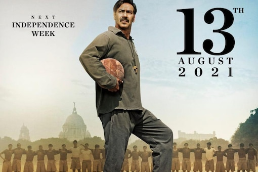 Maidaan: Ajay Devgn-starrer Sports Drama Set For Independence Day Weekend Release In 2021