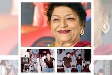 Allu Arjun 'Bows Down' To His 1st Choreographer Saroj Khan, Posts Heartfelt Tribute