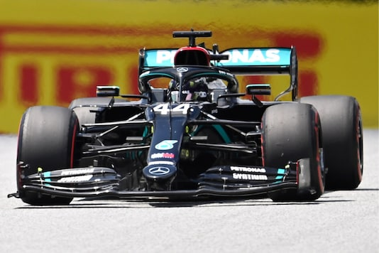 Lewis Hamilton (Photo Credit: Reuters)