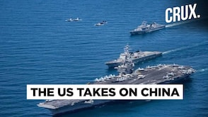 US Moves 2 Carriers, 4 Other Warships to South China Sea