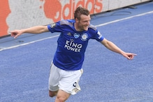 Jamie Vardy Passes 100-goal Milestone in Premier League as Leicester City Get Back on Track