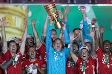 Bayern Munich Thrash Bayer Leverkusen 4-2 to Win Record-extending 20th German Cup Title