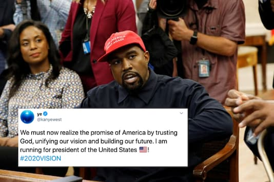 Kanye West Says He is Running For US President 2020. Should We ...