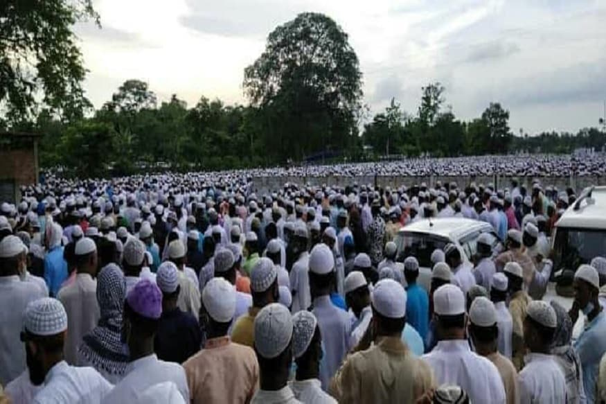 3 Assam Villages Sealed Over Covid-19 Fears as Nearly 10,000 People Attend Preacher's Funeral thumbnail