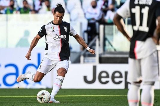 Cristiano Ronaldo (Photo Credit: Twitter)