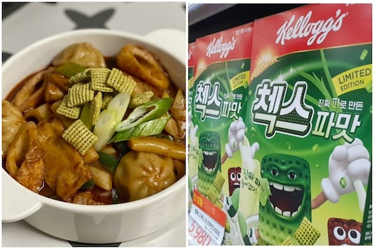 The breakfast cereal that South Koreans have waited for 16 years to eat | Image credit: AP/Reuters