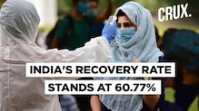 COVID-19 Recovery Rate in 21 States Higher Than India's Average: Health Ministry