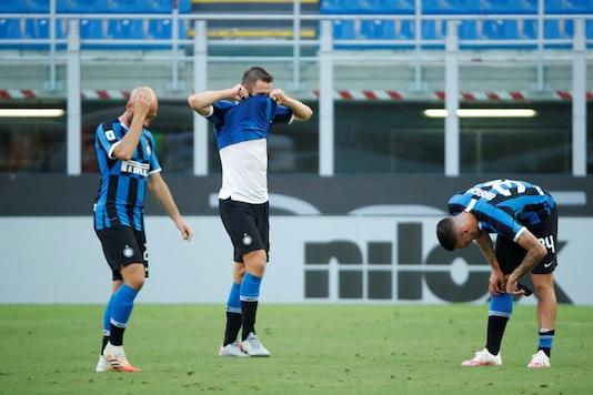 Inter Milan (Photo Credit: Reuters)