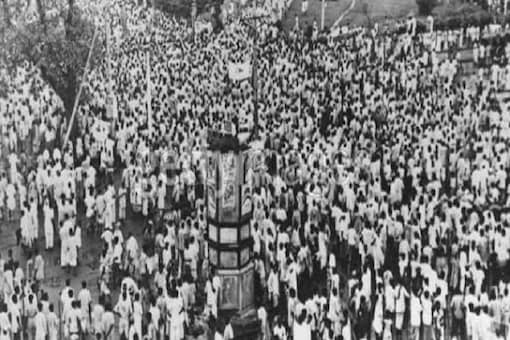 The Khilafat Movement marks its centenary this year. (Picture courtesy: INC website)